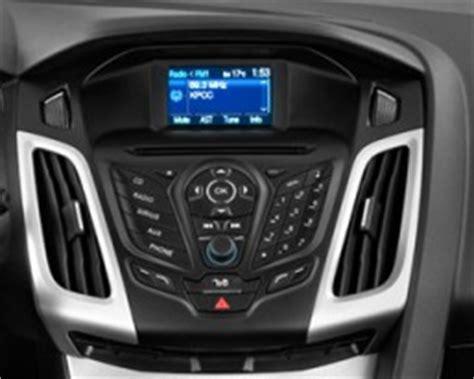 autoradio gps ford focus depuis  ecran tactile