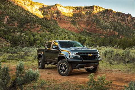 Chevrolet Colorado Hd Picture 2018 chevrolet colorado pictures gm authority