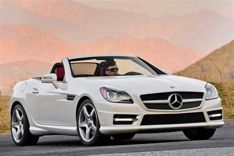 convertible mercedes used 2015 mercedes benz slk class convertible pricing