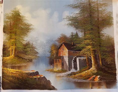 Oil painting by R. Douglas - Artist Forum