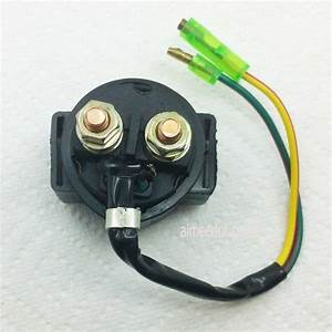 Starter Relay Solenoid For Honda Atc250es Big Red Atc 250