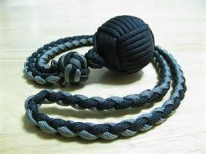 Monkey Fist Knot Lanyards
