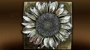 Deco Murale Metal Fleur : id e d co murale metal fleur ~ Teatrodelosmanantiales.com Idées de Décoration
