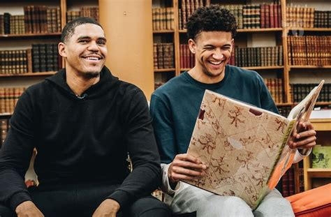We would like to show you a description here but the site won't allow us. Books, Basketball, and Brotherhood: Harris and Thybulle's ...