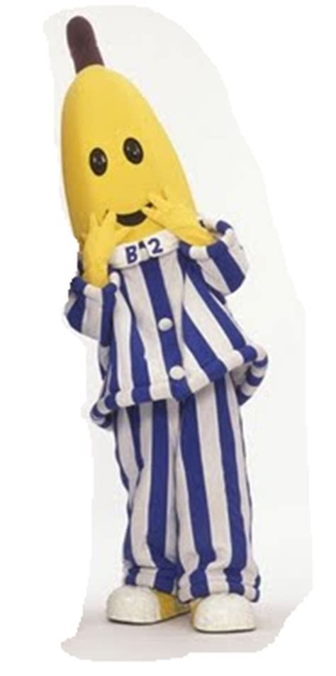 cartoon characters bananas  pyjamas original