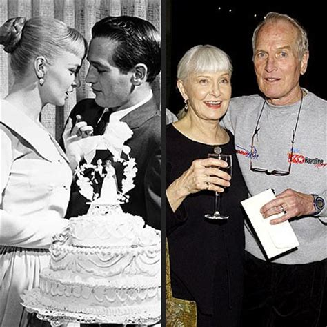 paul newman wife laced in weddings paul newman s letter to his wife on