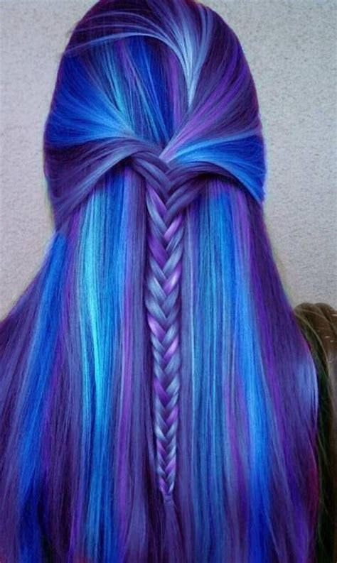 25 Best Ideas About Dyed Hair On Pinterest Grey Dyed