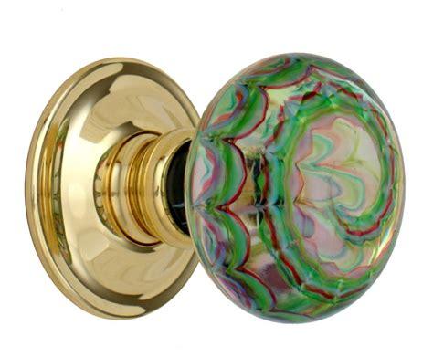 Uk Handmade Architectural Artisan Glass Door Knobs