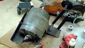 Running A Ge 5kc Tri Clad Motor