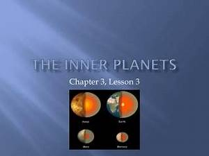 PPT - Inner Planets PowerPoint Presentation - ID:248455