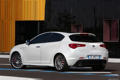 New Alfa Romeo Giulietta Photo Fest With 65 High Res Images