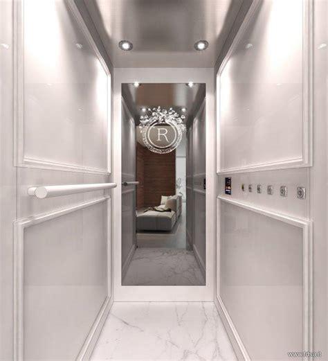cabina ascensore cabine di ascensori per elfer design e rendering fdsa