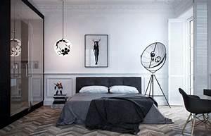 quelle couleur pour une chambre a coucher moderne With quel couleur pour une chambre