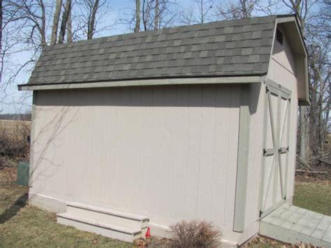 amish built storage sheds ohio storage shed 10 x 14 hi wall amish built ohio