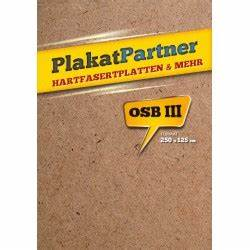 Osb Platten Stärke : osb iii 250x1250 cm st rke 10 mm ~ Buech-reservation.com Haus und Dekorationen