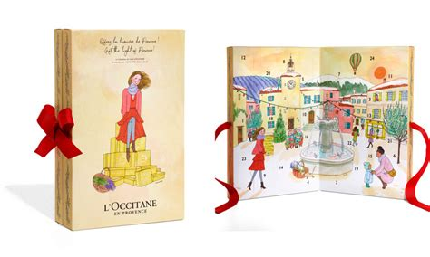 loccitane advent calendar sale november
