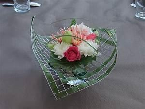 Art Floral Centre De Table Noel : art floral centre de table grillag ~ Melissatoandfro.com Idées de Décoration
