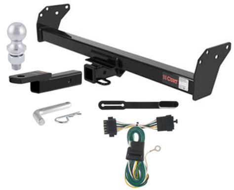 Curt Class Trailer Hitch Tow Package For Chevy