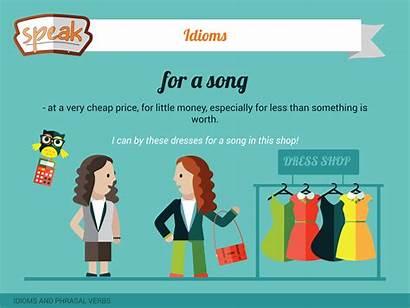 Song Idiom Meaning Idioma Segundo Usage Aprender