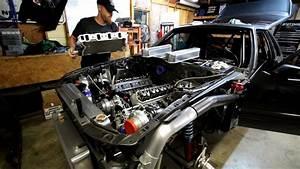 Gray Goose Has Oil Pressure | Twin Turbo Mustang Build ...