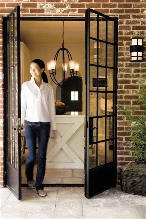 25 best ideas about metal doors on patio