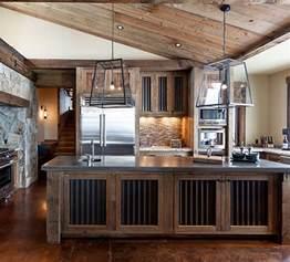wainscoting kitchen backsplash corrugated metal in interior design mountainmodernlife