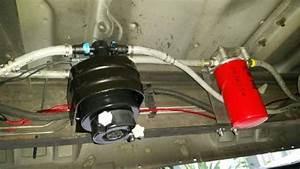 6 7 Fuel Pump Installed