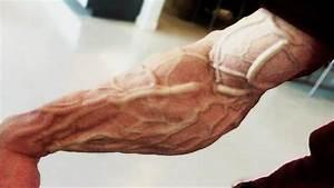 Exercise For Huge Vascular Forearms - Vein Popping