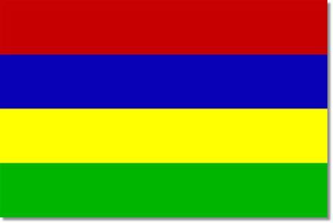 mauritius hotelorg nationalflagge