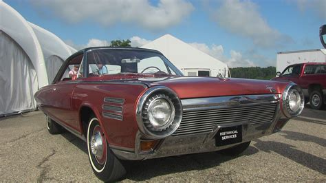 The Crazy Cool 1963 Chrysler Turbine