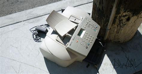 kill  fax machine  give  faxing afaxcom
