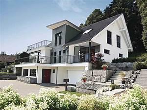 Haus Am Hang : einfamilienhaus mit hanglage weberhaus ~ A.2002-acura-tl-radio.info Haus und Dekorationen
