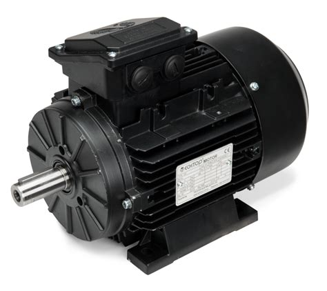 Electric Motor Protection by Aluminium Three Phase Ip66 Powder Coated Electric Motors