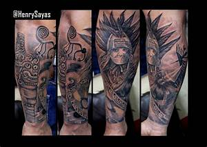 The gallery for --> Inca Art Tattoo