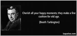 iz Quotes - Fam... Booth Tarkington Quotes