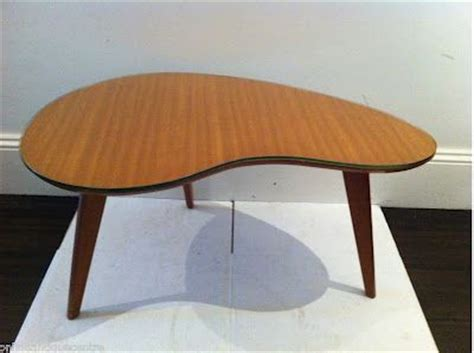 retro kidney shaped coffee table 9 best images about kidney coffee table on pinterest