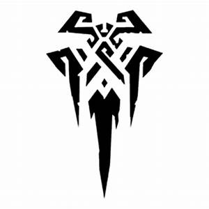 League of Legends - Freljord Crest Stencil | Free Stencil ...