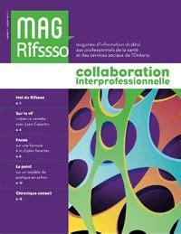 Un magazine destiné aux professionnels de la santé et des ...