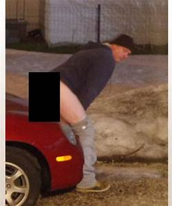 Bandit Design City In Crisis Akron Man Pooping On Cars In Ohio The