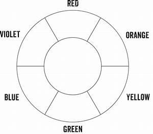 Color Wheel Chart