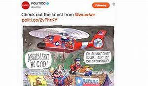 Radio host Buck Sexton shares a tweet by Politico on Aug ...