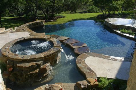 Pool Design Ideas by Custom Pool Design Ideas Keith Zars Pools San Antonio