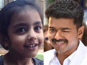 Real Life To Reel Life: Vijay's Daughter Divya's Acting ...