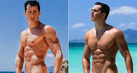 Pietro Boselli Strips Completely Naked For Earth Day Shoot