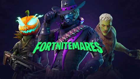 fortnitemares challenges part    released