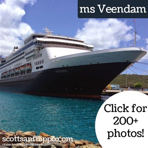 america line veendam eastern caribbean cruise review day 1 sanfilippo