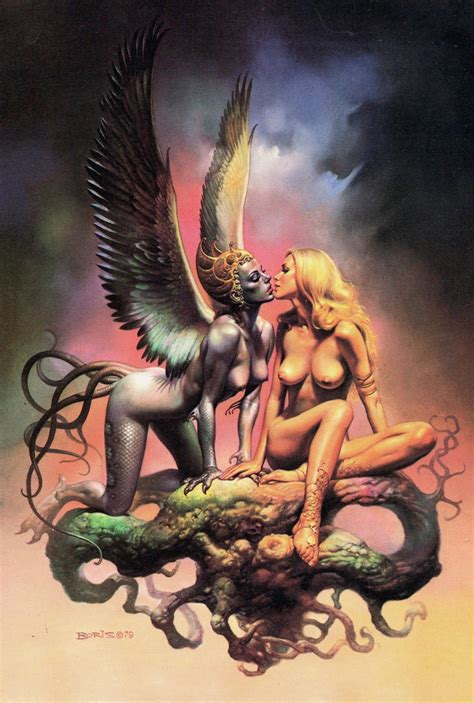 Thrillville Sex And Monsters The Erotic Fantasy Art Of