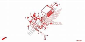 Wire Harness  Battery For Honda Pcx 125 2015   Honda