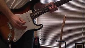 Squier Stratocaster Demo - Whammy Bar