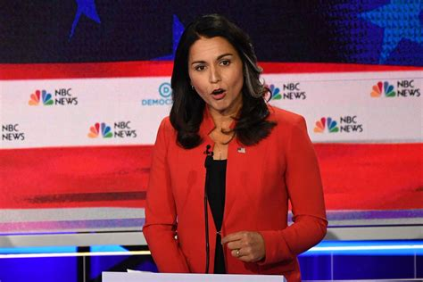 tulsi gabbard wins russia bot drudge poll crooks  liars